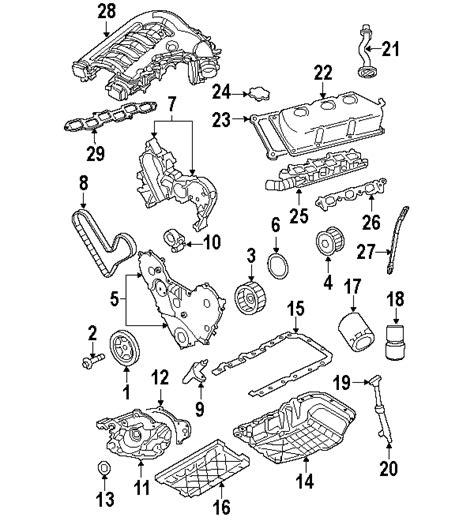 7 3 Liter Engine Fuel System Diagram by 2005 Dodge Magnum Parts Mopar Parts For Dodge Chrysler