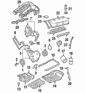 2008 Dodge Magnum Engine Diagram