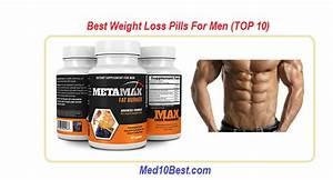 Best Weight Loss Pills For Men 2019  Top 10