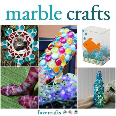 11 Marble Crafts Favecraftscom
