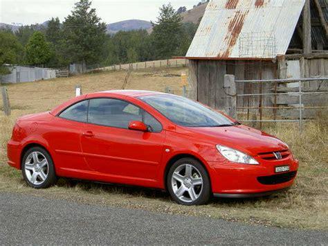 peugeot 307 cc peugeot 307 cc picture 2 reviews news specs buy car