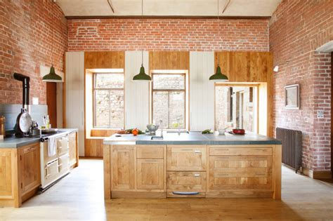 Channel Island Fort  Country  Kitchen  London By