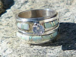 native american indian navajo wedding rings band white With american jewelers wedding rings