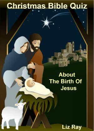 christmas bible trivia  games