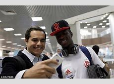 Real Madrid sign Brazilian Vinicius Junior Daily Mail Online