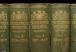 Encyclopedia Britannica To Cut Its Print Edition