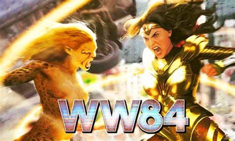 A new wonder woman sneak peek has been released teasing kristen wiig's mysterious transformation into the film's primary villain. Wonder Woman 1984: Cheetah enfrenta a Wonder Woman en ...