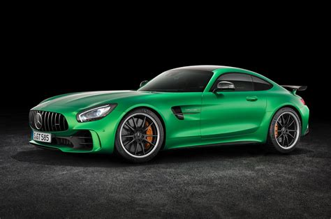 2018 Mercedesamg Gt R First Look Review  Motor Trend