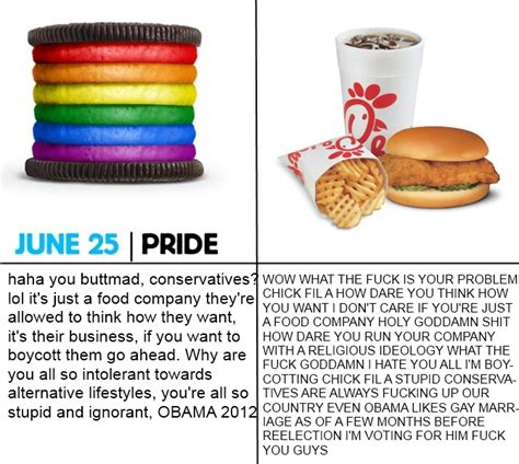 Chik Fil A Meme - the truth chick fil a gay marriage controversy know your meme