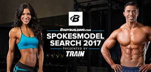 2017 Bodybuilding Com Spokesmodel Search