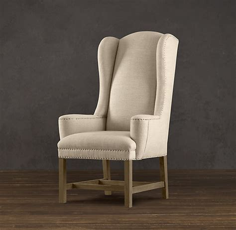 wingback dining chairs how to reupholster a wingback chair dining room chair covers 1117