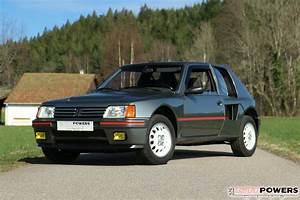 205 Turbo 16 : peugeot 205 turbo 16 s rie 200 une lionne aux allures de voiture de course club 205 gtipowers ~ Maxctalentgroup.com Avis de Voitures