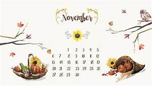 Free Desktop Calendar Background // November – Live, Love ...