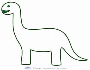dinosaur templates clipart best With dinosaur templates to print
