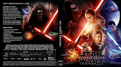 We're your movie poster source for new releases and vintage movie posters. Custom blu-ray cover for Star Wars: The Force Awakens | Force awakens, Star wars, For stars