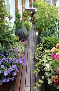 Balkon Ideen Sommer : balkon bepflanzen holzterrasse verlegen blumenkasten balkonpflanzen garten balkon pflanzen ~ Markanthonyermac.com Haus und Dekorationen