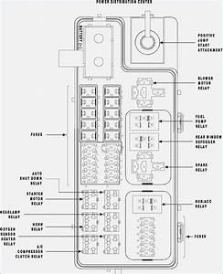 2004 Durango Fuse Box Diagram