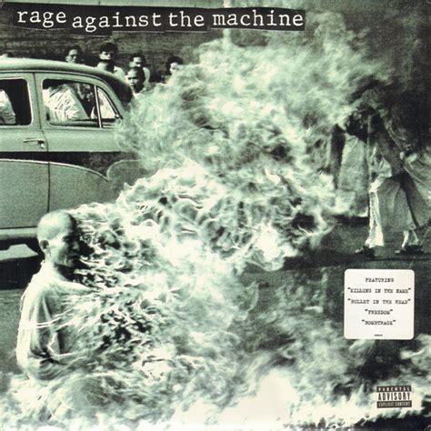 Rage Against The Machine - Rage Against The Machine (1992 ...