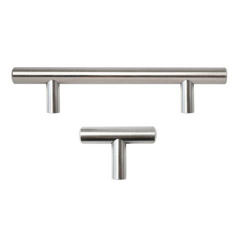 European Kitchen Cabinet Handles by Stainless Steel Kitchen Cabinet Handles T Bar Pulls