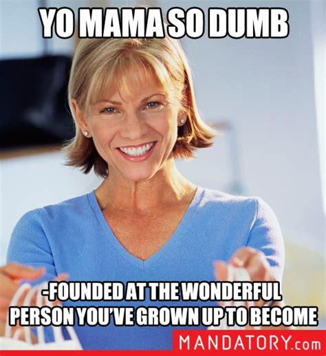 Yo Mama Memes - positive yo mama a new meme craveonline