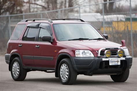 1997 Honda Crv by 1997 Honda Crv Right Drive