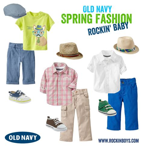 Old Navy Spring Fashion *$25 Giveaway* - Rockin Boys Club