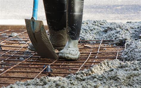advantages  ready mix concrete steves  cart concrete