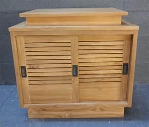 salle de bain meubles la maison du teck meuble et With porte de douche coulissante avec meuble salle de bain 6 tiroirs