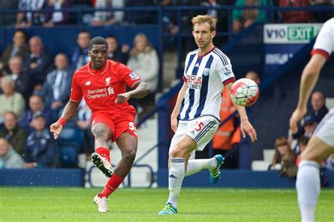 West Brom vs. Liverpool – LIVE – Follow the Reds' final ...