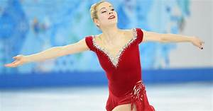 Gracie Gold Ashley Wagner Stand Tall In Short Program