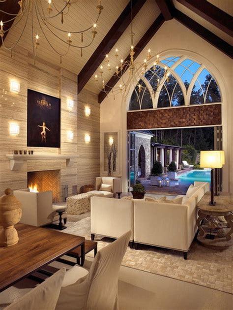 unique home interior living space layout ideas
