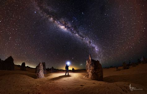 How Take Astrophotography Self Portrait With Light