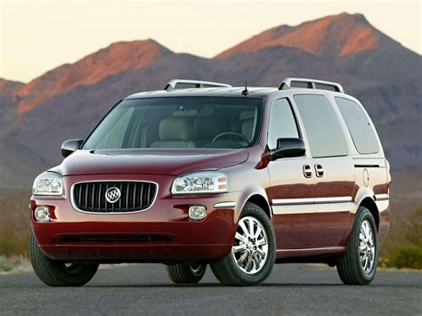 Buick Terraza Cxl by Buick Terraza Cxl 2005 Pictures Information Specs