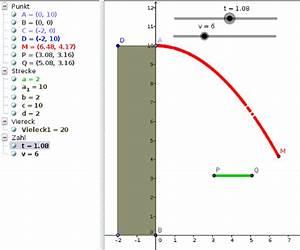 Schräger Wurf Anfangsgeschwindigkeit Berechnen : 1415 unterricht physik 10d dynamik ~ Themetempest.com Abrechnung