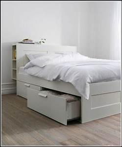 Bett 90x200 Weiß Mit Schubladen : bett ikea wei mit schubladen ~ Bigdaddyawards.com Haus und Dekorationen