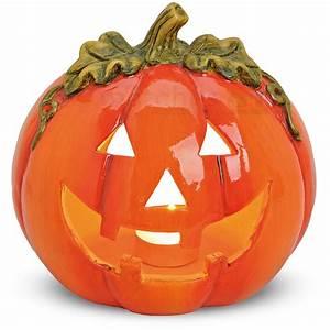 Halloween Deko Kaufen : halloween k rbis windlicht gruselige deko teelicht laterne ~ Michelbontemps.com Haus und Dekorationen