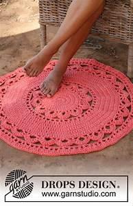 Tapis En Crochet : les 25 meilleures id es de la cat gorie mod les de tapis en crochet sur pinterest tapis au ~ Teatrodelosmanantiales.com Idées de Décoration