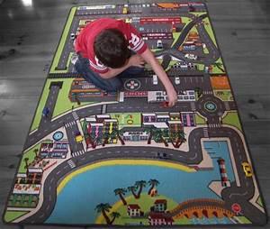 Tapis De Voiture Enfant : tapitom tapis enfant voiture 130 x 200 cm ~ Teatrodelosmanantiales.com Idées de Décoration