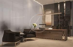 Modern, Luxury, Ceo, Office, Interior, Design, On, Behance