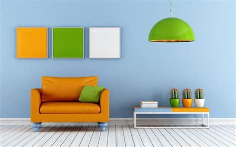oboi interer stilnyy dizayn gostinaya divan kartinki