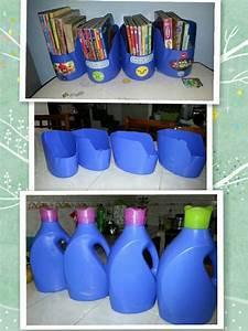 Las 25+ mejores ideas sobre Botellas de plástico recicladas en Pinterest Artesanías de botella