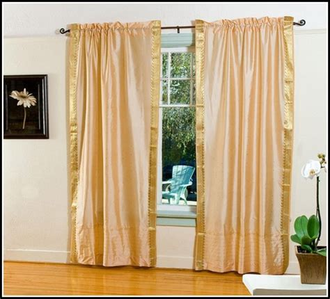 rod pocket panel sheer curtains curtains home design