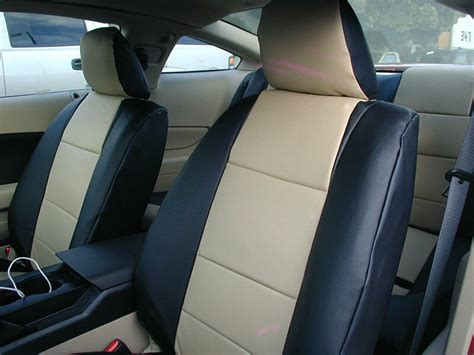 ford mustang   iggee sleather custom fit seat