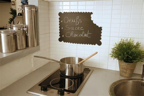 tableau ardoise deco cuisine tableau ardoise memo frigo aoc accessoires cuisine avec tableau ardoise