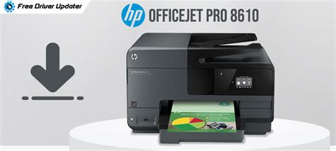 Masterdrivers.com provide download link for driver hp officejet pro 8610 driver download direct from hp official website , easily downloaded without. Download HP Officejet Pro 8610 Driver and Software for Free
