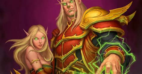 world  warcraft revisits   character  fans