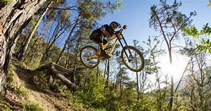 Mountain Biking In Evo Bike Park  Dignes