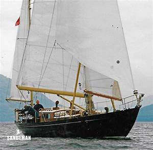 Buchanan 49 Ft Bermudan Yawl 1962 Sandeman Yacht Company