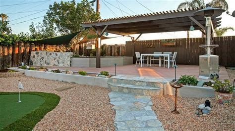 southwest styled patio cover modern patio outdoor