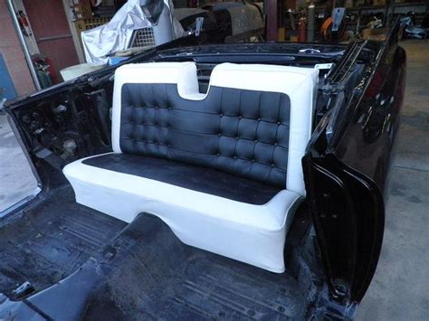 Upholstery On Cars by Classic Car Upholstery
